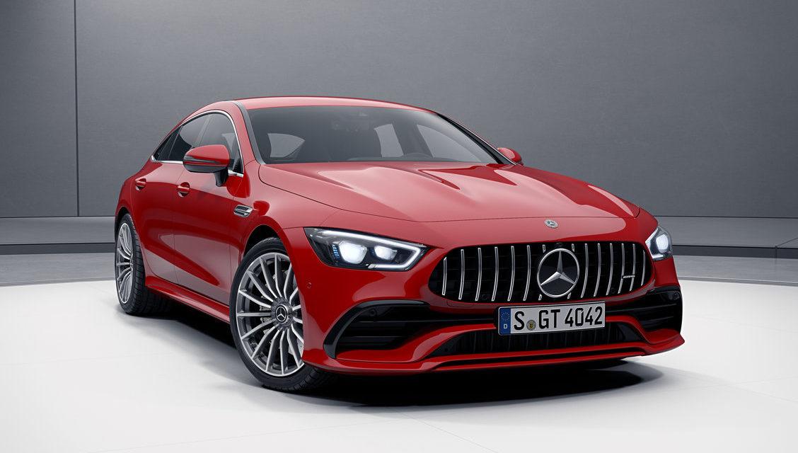 Exclusividade do Mercedes AMG GT 43 custa R$ 575,9 mil