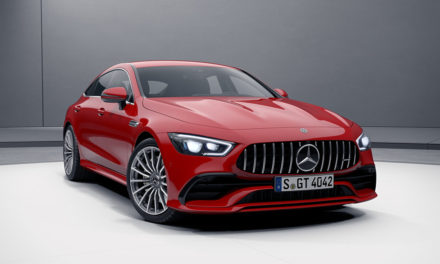 Exclusividade do Mercedes AMG GT 43 custa R$ 575,9 mil
