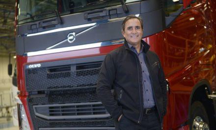 Volvo reajusta preço de caminhões em 8% e 12%