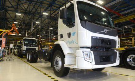 Volvo amplia gama de semipesados com o VM City