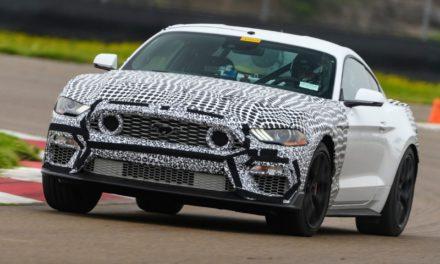Ford relançará Mustang Mach 1 até o fim do ano