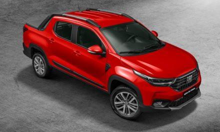 Nova Fiat Strada chega para preservar liderança