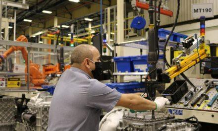 Volvo: 100 mil caixas I-Shift produzidas no País.