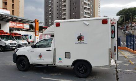 Fundação Toyota doa ambulância para cidades paulistas