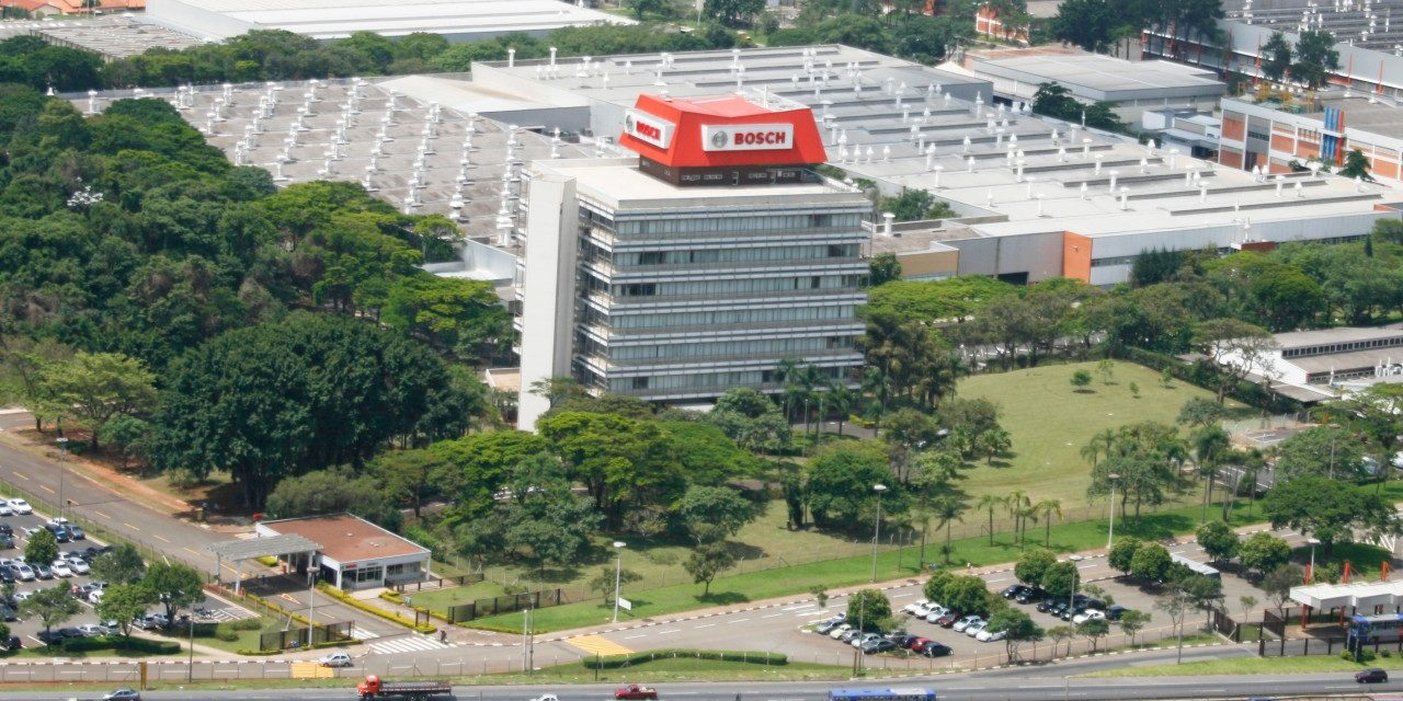 """Bosch diz que foco de 2020 é manter empregos """"até onde for possível"""""""