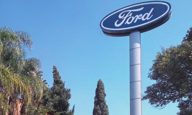 O canto do cisne da Ford não é de hoje