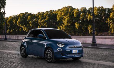"""Fiat mostra segunda edição da versão """"la Prima"""" do novo 500"""