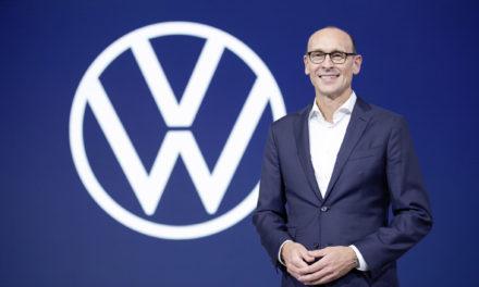 Ralf Brandstätter é nomeado CEO mundial da marca Volkswagen