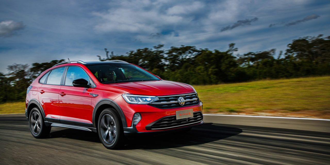 VW inicia pré-venda do Nivus, com preço a partir de R$ 85,9 mil