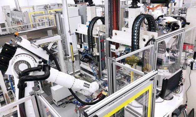 Daimler se prepara para produzir células de combustível