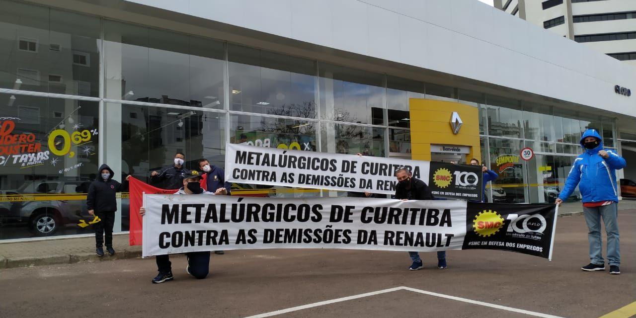 Greve na Renault completa 10 dias ainda sem perspectiva de acordo
