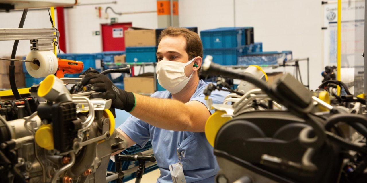 Semicondutores: VW vai parar também no ABC e em São Carlos.