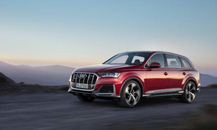 Audi inicia pré-venda do novo Q7