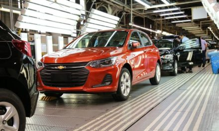 GM cai para o terceiro lugar no ranking de agosto