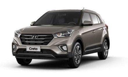 Hyundai Creta ganha versão Limited por R$ 99.990