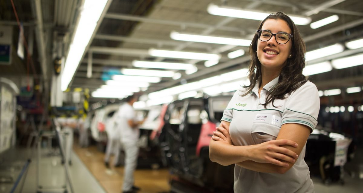 Juliana Coelho assume a fábrica da Jeep em Goiana