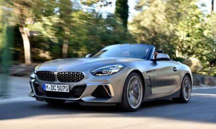BMW faz recall do modelo Z4