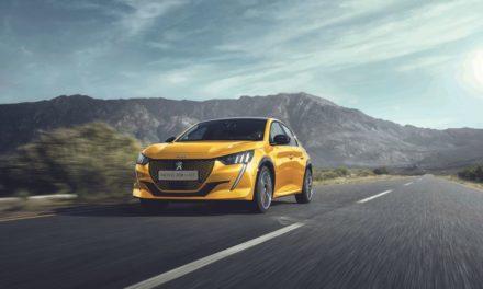 Peugeot confirma versão elétrica do novo 208 para o Brasil