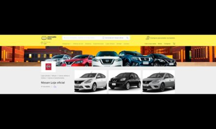 Nissan abre loja no Mercado Livre