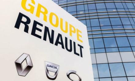 Renault tem prejuízo mundial de € 7,39 bilhões no primeiro semestre