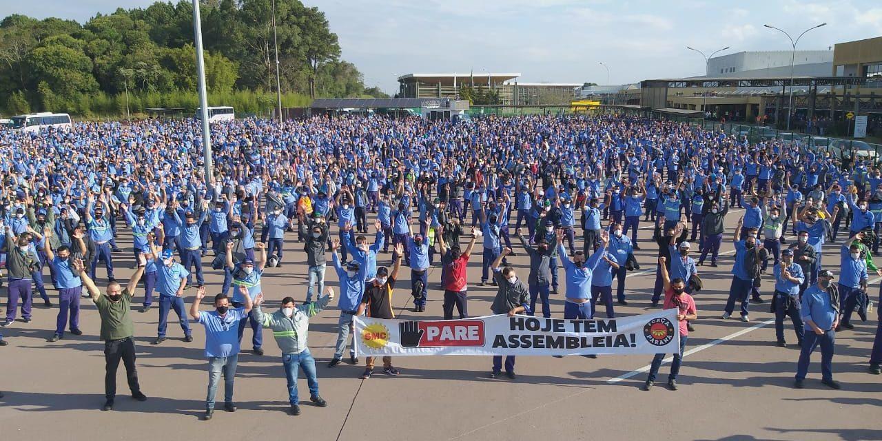 Trabalhadores ameaçam greve se Renault não melhorar PDV