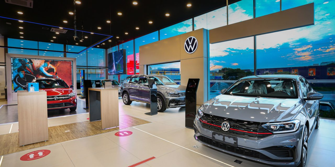 Média diária de venda de veículos leves cresce em abril