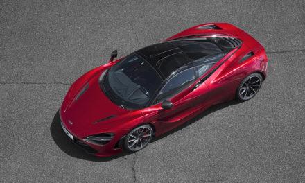 McLaren sustenta vendas no Brasil. Crise!?