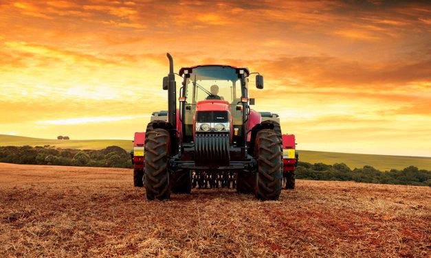 Demanda por máquinas agrícolas segue aquecida