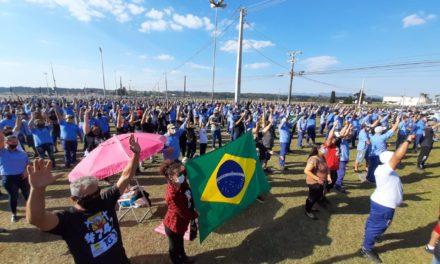 Renault e sindicato chegam a acordo e greve deve acabar nesta terça-feira