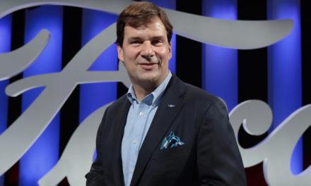Jim Farley será o CEO global da Ford