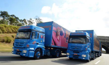 Braspress investe R$ 105 milhões em ampliação de frota