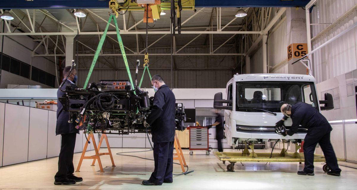 VWCO inicia validação da produção do e-Delivery