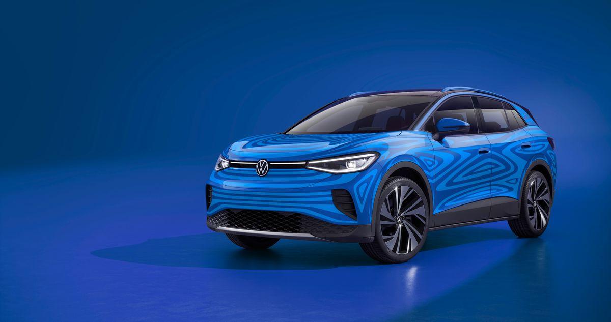 Volkswagen inicia produção em série do ID.4