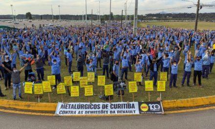 Justiça determina anular as 747 demissões na Renault