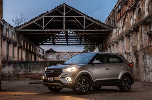 Hyundai opera em ritmo pré-pandemia e lança nova versão do Creta