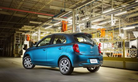 Nissan March deixa de ser produzido no País