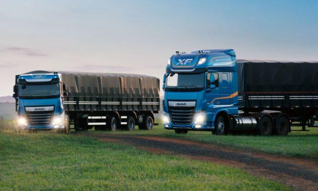DAF lança nova geração do caminhão XF no País