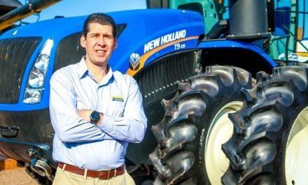 New Holland amplia rede e ganha participação no mercado