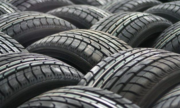 Vendas de pneus seguem abaixo do desempenho de antes da pandemia