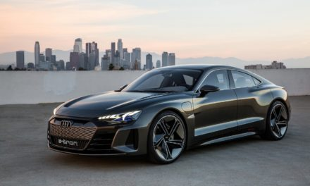 Audi confirma e-tron GT para 2021
