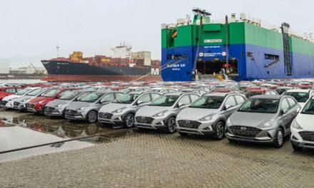 Exportações superam 29 mil veículos em julho