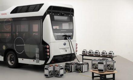 Toyota e Honda testam ônibus com sistema de entrega de energia