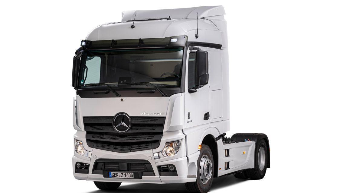 Mercedes-Benz Trucks adianta os próximos passos em produtos