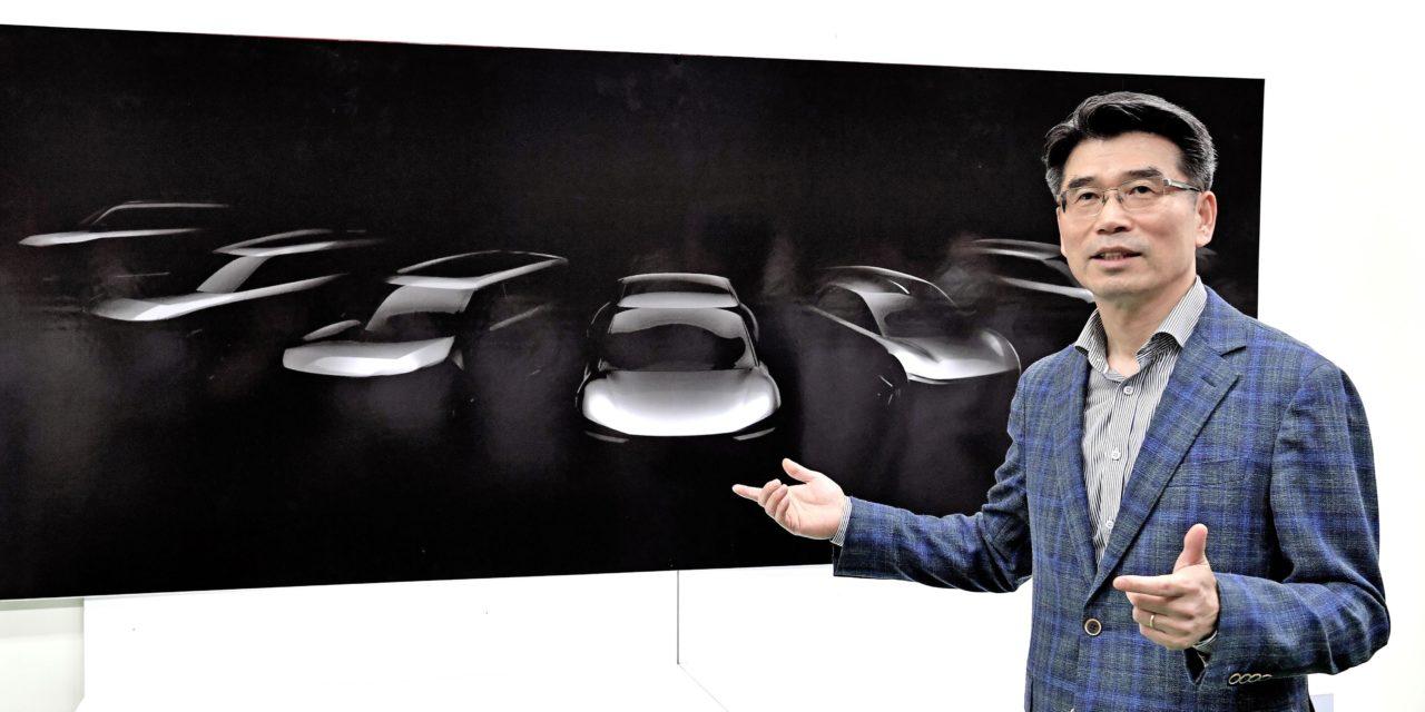 Linha exclusiva de eletricos da Kia terá sete modelos até 2027
