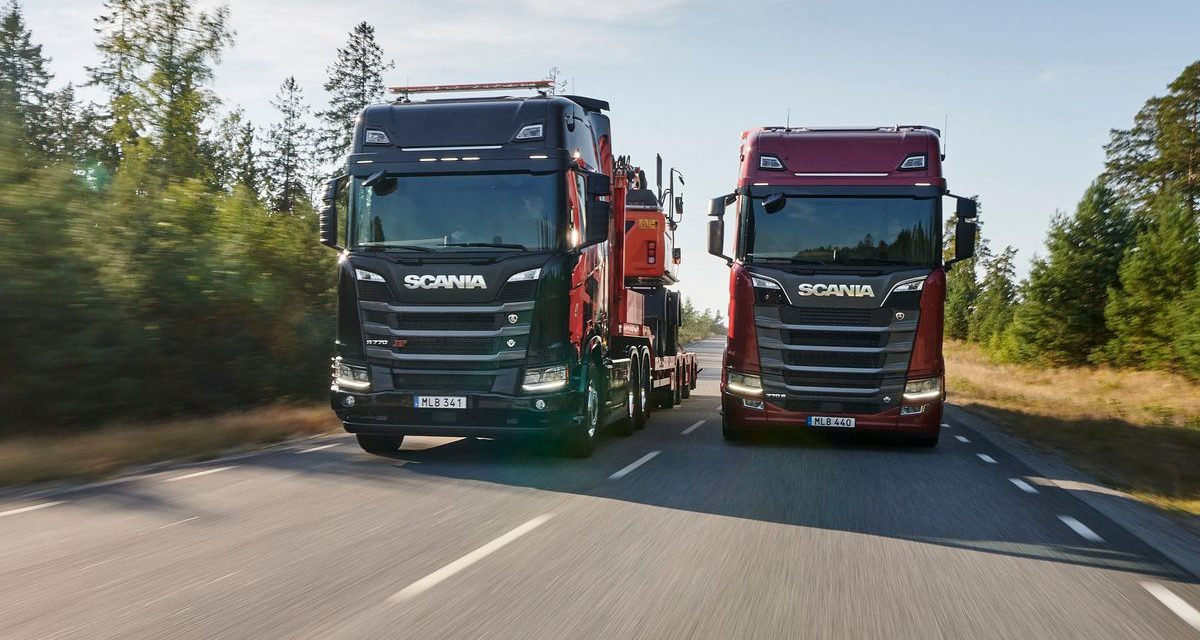 Scania tem um novo Rei da Estrada