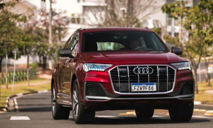 Novo Q7 já está nas revendas Audi de todo o País