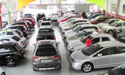 Venda de veículos usados segue em alta