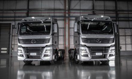 VWCO lança linha de caminhões extrapesados Meteor