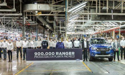 Ford Ranger acumula 900 mil unidades produzidas na Argentina