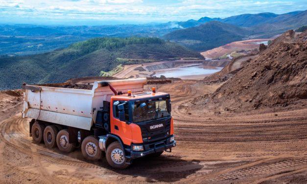 Scania aumenta a linha de caminhões XT com opção 10×4